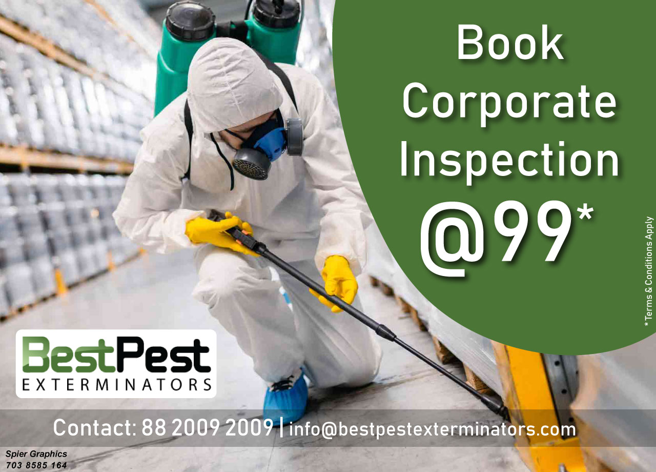 Book Corporate Inspection